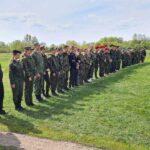 Казаки Тамбовского казачьего округа приняли участие в фестивале.