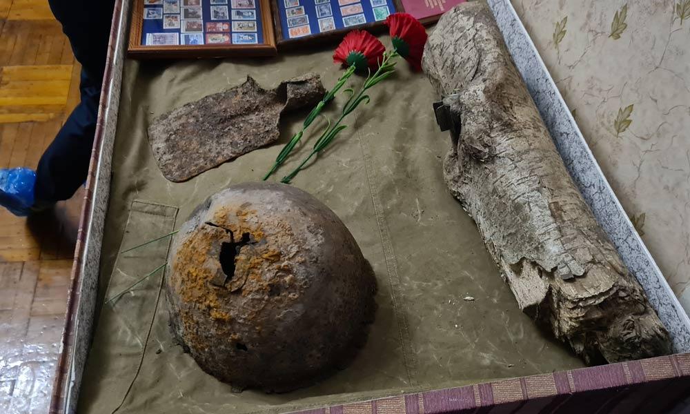 Открытие выставки посвящённой 76-летию Великой Победы состоялось в Мичуринске.
