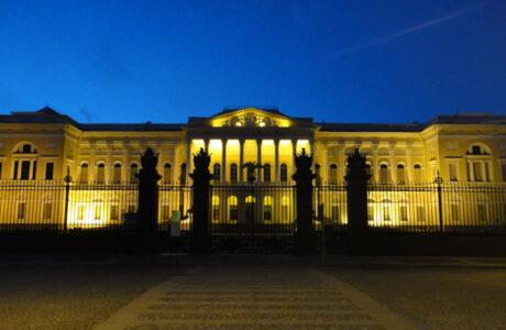 Русский музей в Санкт-Петербурге.