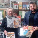 """""""Союз донских казаков"""" собрал книги для детей Донбасса."""