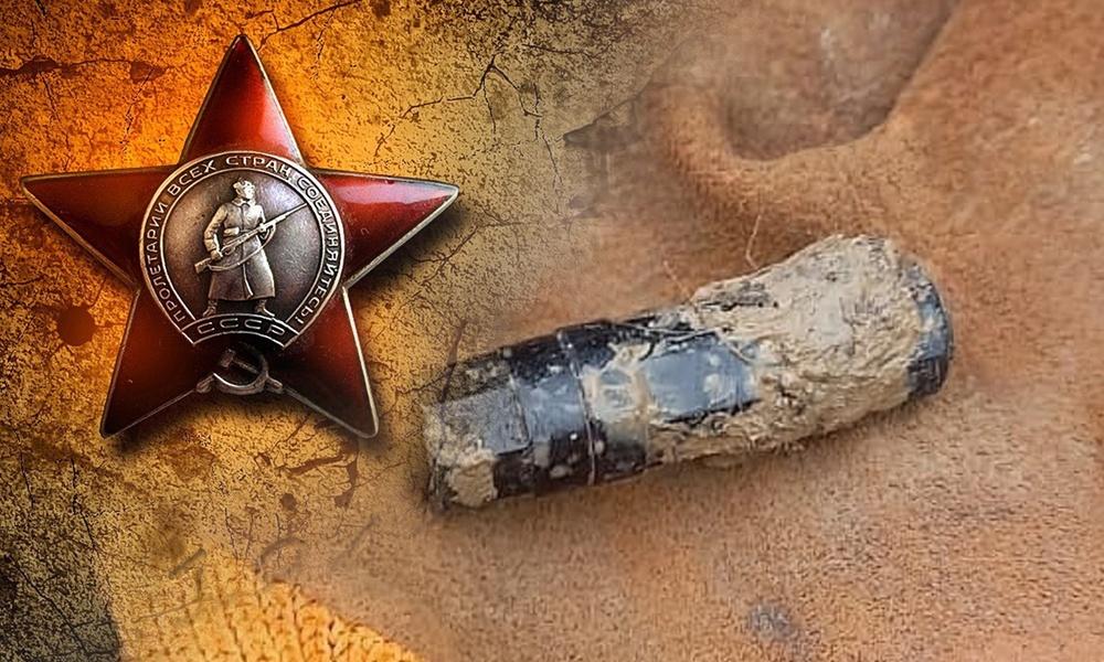 Под Москвой состоится перезахоронение красноармейцев.