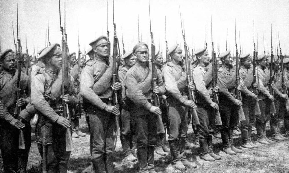 Российская империя. Первая мировая война.