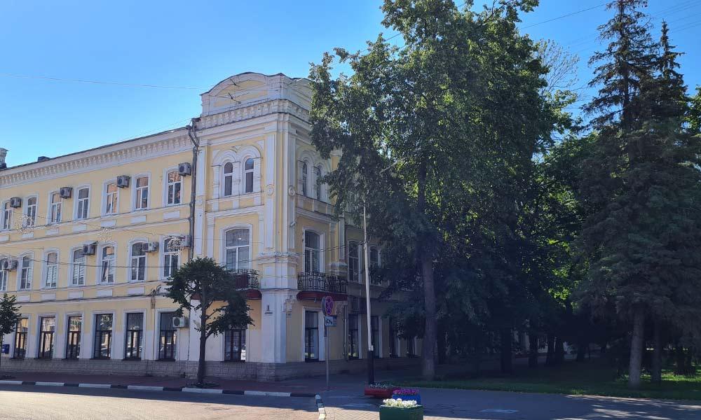 Дом Герасимова в Тамбове.